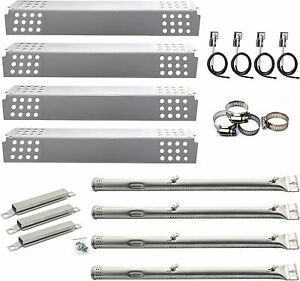 Replacement Parts Kit for Charbroil 4 Burner 463241113, 463449914 Gas Grills
