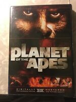 Planet of the Apes (DVD, 2006, Single Disc Version Widescreen)
