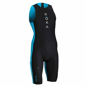 ROKA Men's Viper Comp Swimskin Swimming Triathlon New SMALL/TALL