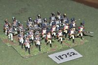 25mm napoleonic / french - infantry 24 figs - inf (18752)