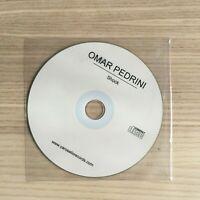 Omar Pedrini - Shock - CD Single PROMO - 2006 Carosello - RARO