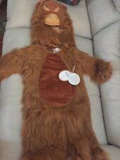 2pc Pottery Barn Kids Halloween Costume WWF Orangutan Monkey 3T