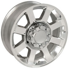 """20"""" Ford F250 F350 King Ranch® Style Replica Rims Wheels Polished 3693 New Set 4"""