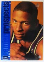 1996 96-97 SP Ray Allen Rookie RC #136, Bucks