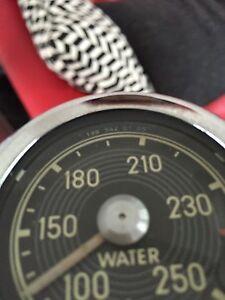 Mercedes Benz 300sl Gullwing Water Temp Gauge W198 542 01 05