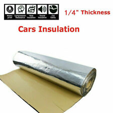 Automotive Thermal Sound Deadener Car Heat Insulation Noise Killer Material 1/4