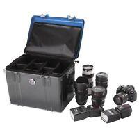 NEW Profession DSLR SLR Camera Insert Partition Flexible Folding Case Padded Bag