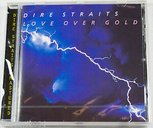 Dire Straits ~ Love Over Gold ~ REMASTERED ~ NEW CD ALBUM ~ Mark Knopfler