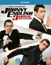 Johnny English: 3-movie Collection (Box Set) [Blu-ray]