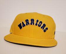 New Era Golden State Warriors 9Fifty HWC Nights Gold Snapback