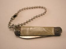 Vintage Key Chain Knife pocket japan levine