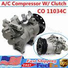 A/C Compressor w/ AC Clutch Fits Scion xA xB 1.5L 2004-2006 8831052250 CO 11034C
