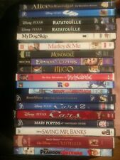 Classic Disney and other Family films on Dvd, various prices, combined shipping