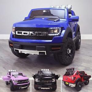 Ford Ranger Wildtrak Style 12V Electric Kids Ride On Car Jeep Kids Children 4x4