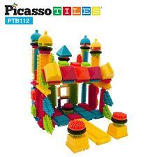 16PC Stacking GamesToddlers Stacking Toys Balancing Blocks Stacks Games Educational Toys for 3 4 5 6 7 Year-Old Colorful ZesNice Blocks Toys Hercules Building Block Hercules Jade