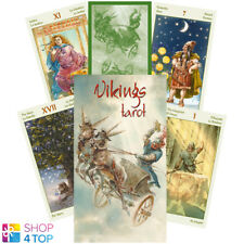 VIKINGS TAROT DECK CARDS ORACLE ESOTERIC FORTUNE TELLING LO SCARABEO NEW