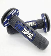 "ProTaper Handlebar Grips Motorcycle Rubber Hand Grip Dirt Bike OffRoad 7/8"" 22MM"