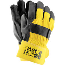 Arbeitshandschuhe Handschuhe Lederhandschuhe Leder TOP Qualität Gr. 10 NEU