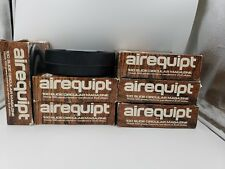 Airequipt Circular Magazine Carousel 100 Slide Tray Lot Of 6 Vintage