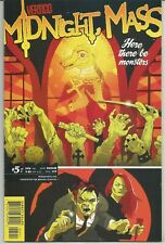 Midnight Mass #5 (Here there be Monsters) : July 2004 : Vertigo Comics