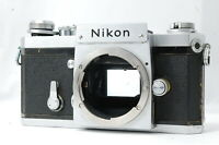 **Not ship to USA** **For parts** Nikon F SLR Film Camera Body Only SN7024128