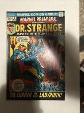 Marvel Premiere #5 Marvel Comics 1972 Dr. Strange * 1st Vishanti * Shuma-Gorath