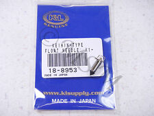 HONDA KAWASAKI ARCTIC CAT ATV NEW K&L KEIHIN CARBURETOR FLOAT NEEDLE 18-8953