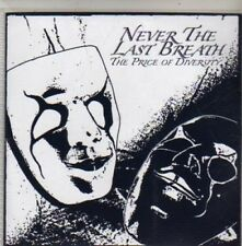 (CA979) Never The Last Breath, The Price of Diversity - 2011 DJ CD