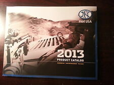 FNH USA Product Guns Catalog Booklet / 2013 / 157 Pages / New