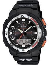 Casio SGW500H-1B Men's Twin Sensor Temperature Compass Analog Digital Watch