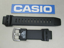 Genuine Casio Pro Trek PRW-2000A PRW-5000 PRG-500 PRG-200A rubber watch band