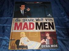 Offizielle MAD MEN Buch , ( Werbung der ) 60er Jahre / Nostalgie , ovp.