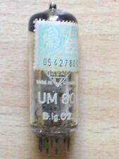 NOS UM80 / 19BR5  / Y119  TELEFUNKEN  GERMANY TUBES
