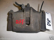 VAUXHALL AGILA 2000 1.2 16v OFFSIDE (DRIVERS SIDE) FRONT BRAKE CALIPER (BOSCH)