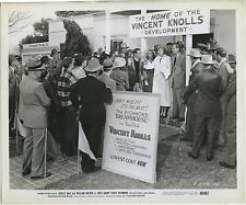 Lucille Ball + William Holden 1949 Still Photo MISS GRANT TAKES RICHMOND 1191-54