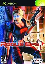 Rogue Ops (Microsoft Xbox, 2003) Factory Sealed New