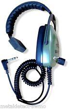 DetectorPro Rattler Headphones Angled Plug Lifetime Warranty
