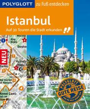 POLYGLOTT Reiseführer Istanbul zu Fuß entdecken  Auf 30 Touren die Stadt en ...