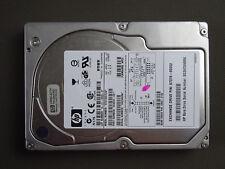 HP Seagate ST373307LW 73GB 68pin SCSI U320 10k  Ex/PN A7076-69002,PN 9V3005-021