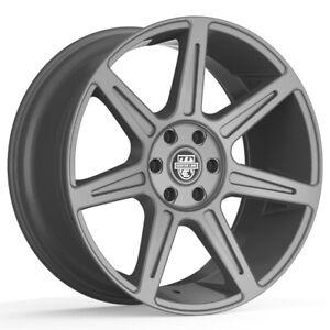 "Centerline 841GM ST4 Rev 7 24x10 6x135/6x5.5"" +30mm Gunmetal Wheel Rim 24"" Inch"
