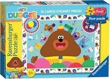 Ravensburger My First Floor Puzzle 16 Large Chunky Pieces Hey Duggee 05111