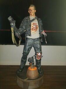 Sideshow T2 Terminator premium format figure exclusive version, not cinemaquette