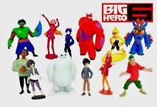 Big Hero 6 Cake Toppers / Figures