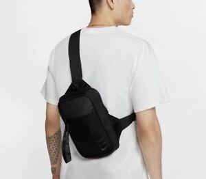 Nike Crossbody Sling Chest Black Bag