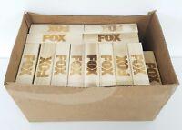 Fox Lounge Jenga Game 51 Pieces Wood New Open Box