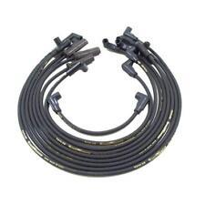Taylor Spark Plug Wire Set 51011; Street Thunder 8mm Black for Chevy V8