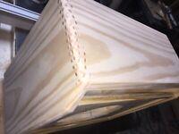 Pine Princeton reverb cabinet diy kit