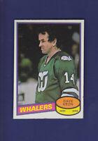 Dave Keon 1980-81 O-PEE-CHEE Hockey #272 (NM)
