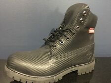 Timberland 6 In Premium Men's Premium Black Helcor Boot Size 8 NEW TB06605A
