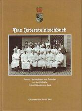 Das Ostersteinkochbuch Rezepte Schloß Osterstein Geschichte Gera Bilder Buch